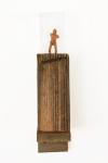 Redwood, Plexiglas, Cast plastic